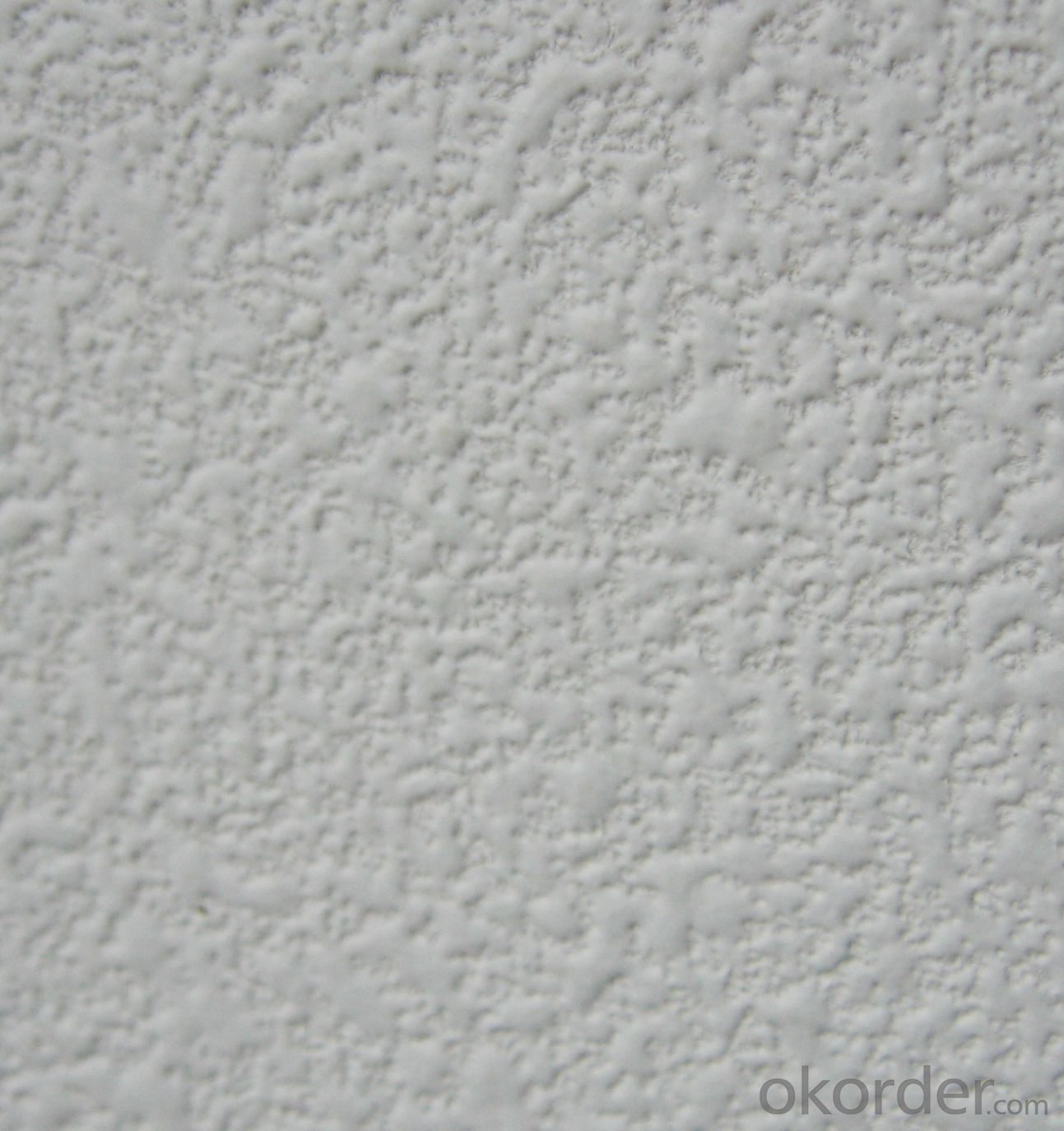 Fiberglass Ceiling White Painted Good Sale