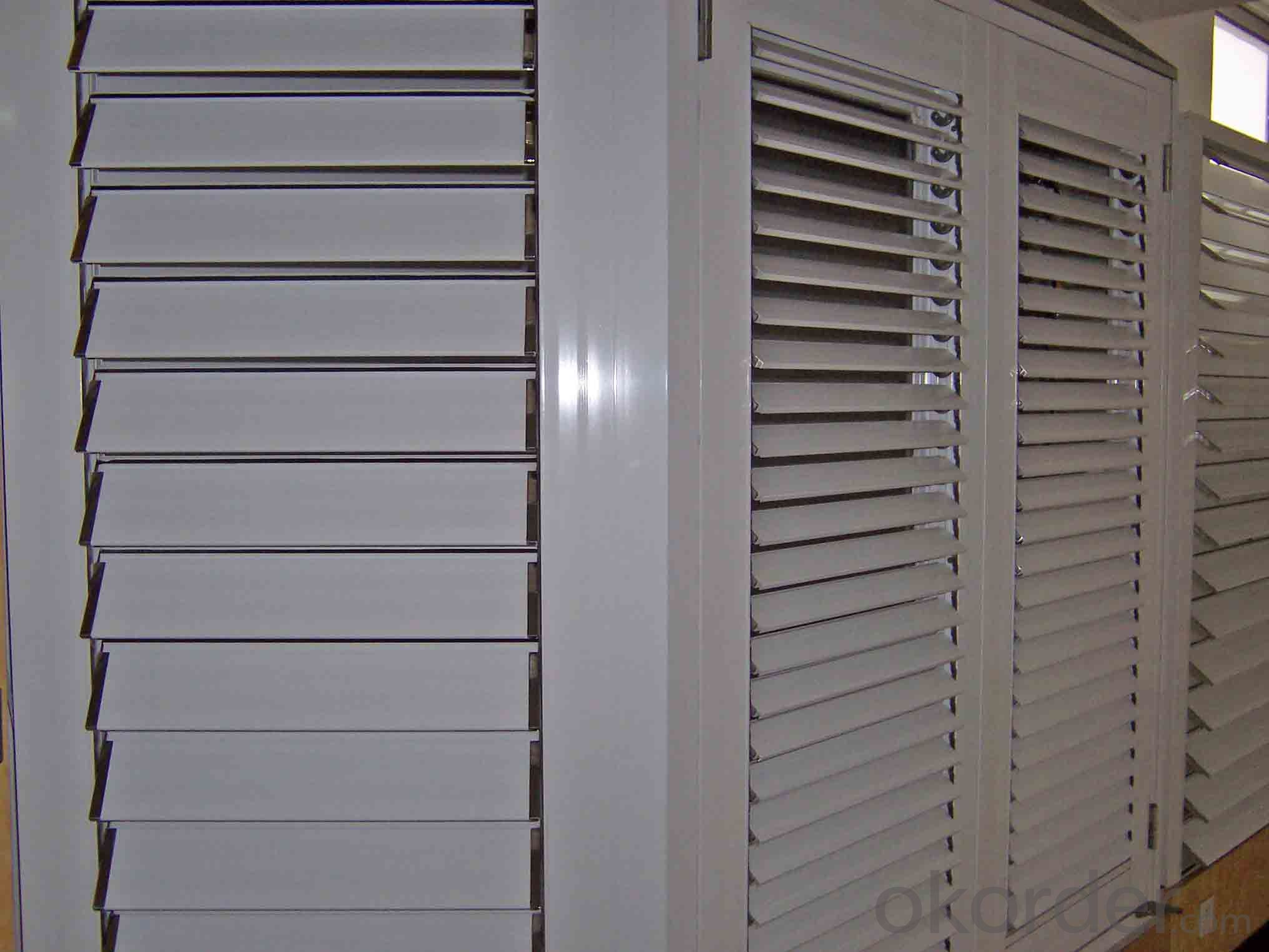 Adjustable aluminum louver window Adjustable aluminum louver window