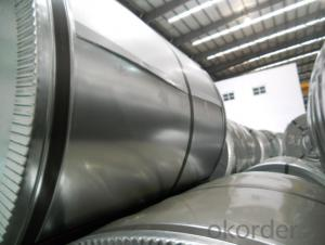 Hot-dipped Galvanized Steel Coil in coils