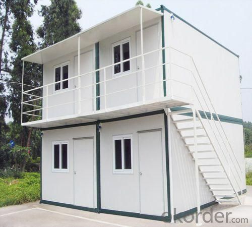 Labor Camp houses of Sandwich Panel Prefabricated Houses