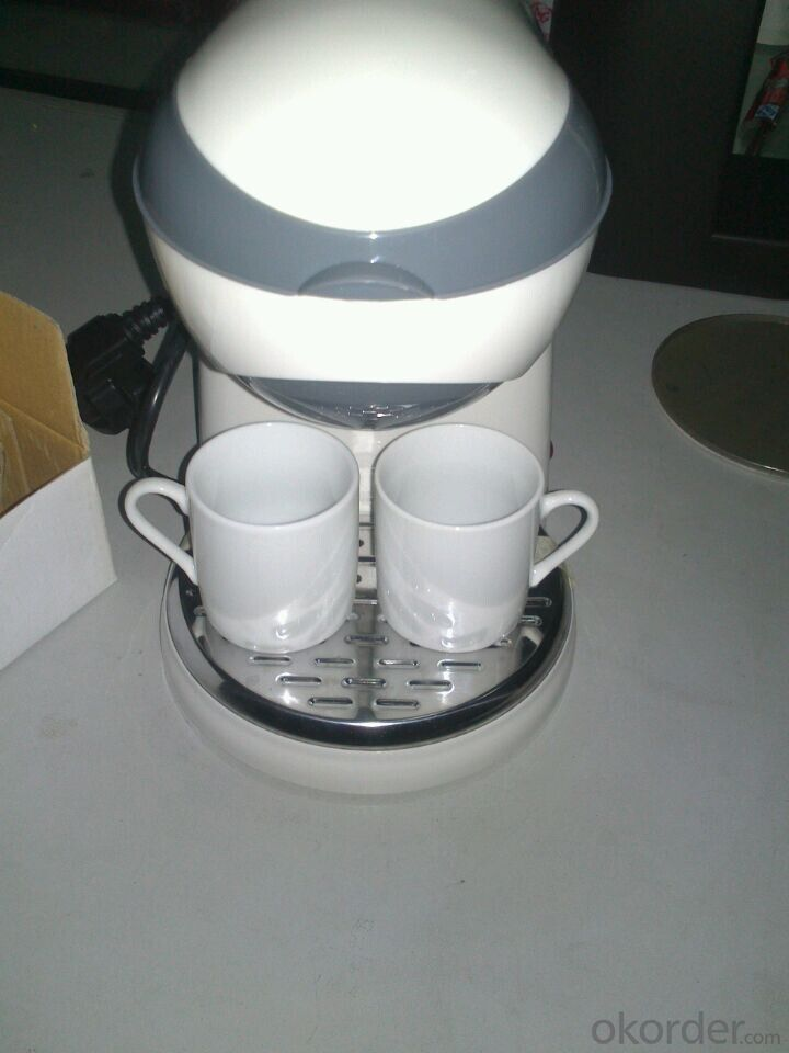Hot America Coffee Maker with 2 cups capacity