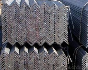 Stainless Equal Angle Steel with Standards:GB,ASTM,BS,AISI,DIN,JIS
