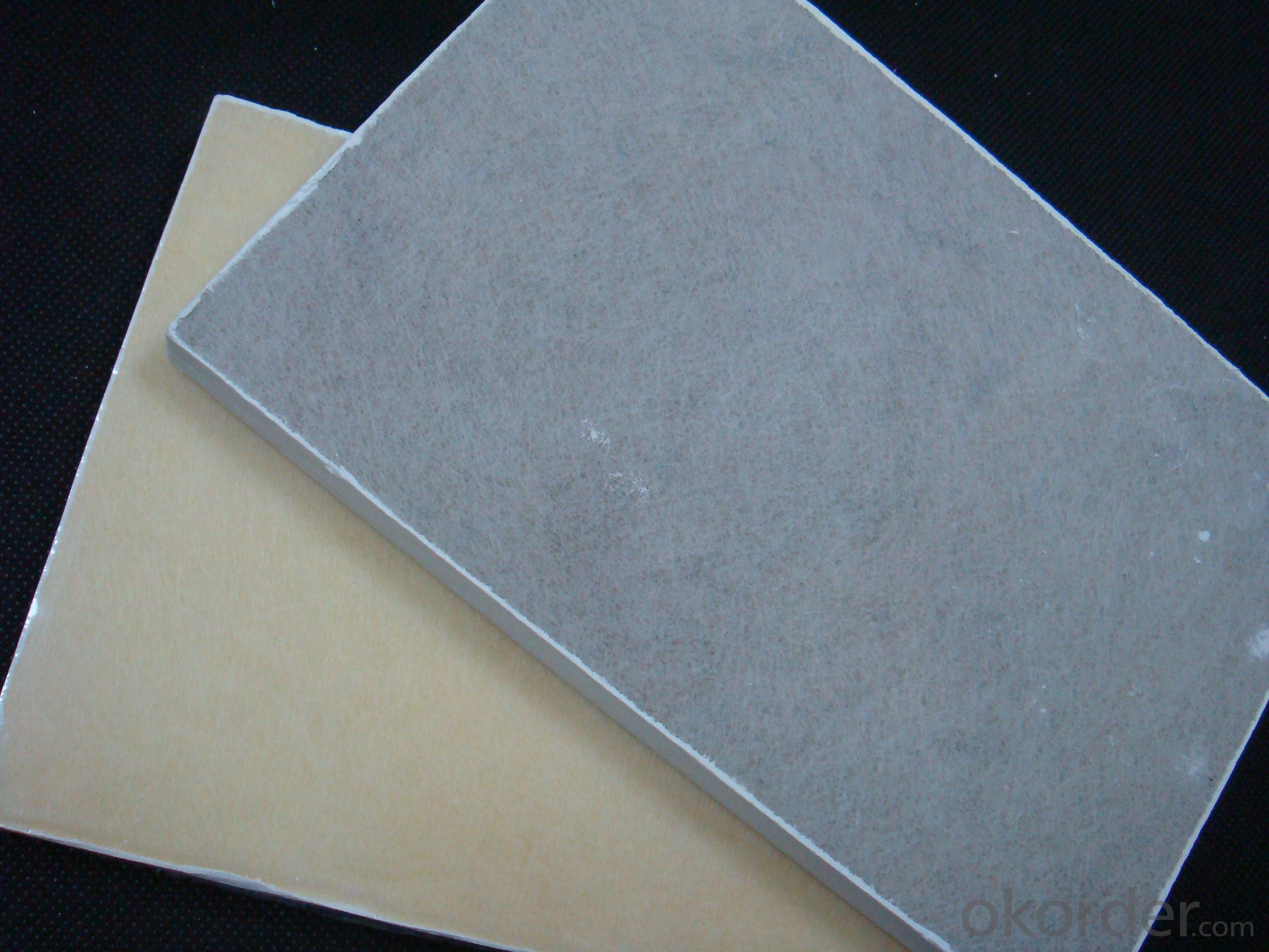 Acoustic Fiberglass Ceiling 90K Density Good Sale