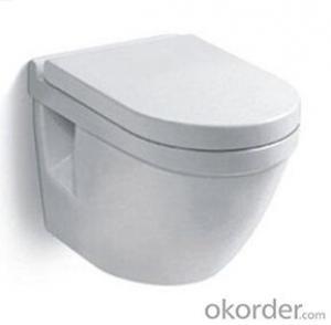 Made In China Wall-Hung Ceramic Toilet - 801