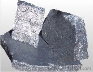 The calcium silicon/coking coal