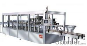 Oxyhydrogen Flame Ampoule Filling and Sealing Machine