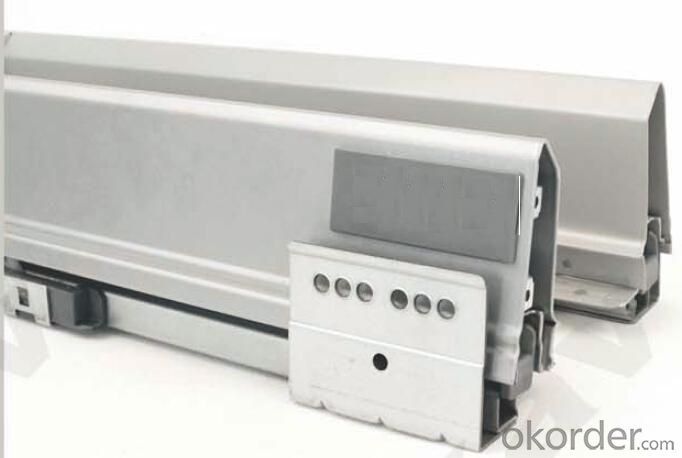 Double Wall Drawer Slide (Lower Drawer) 660H