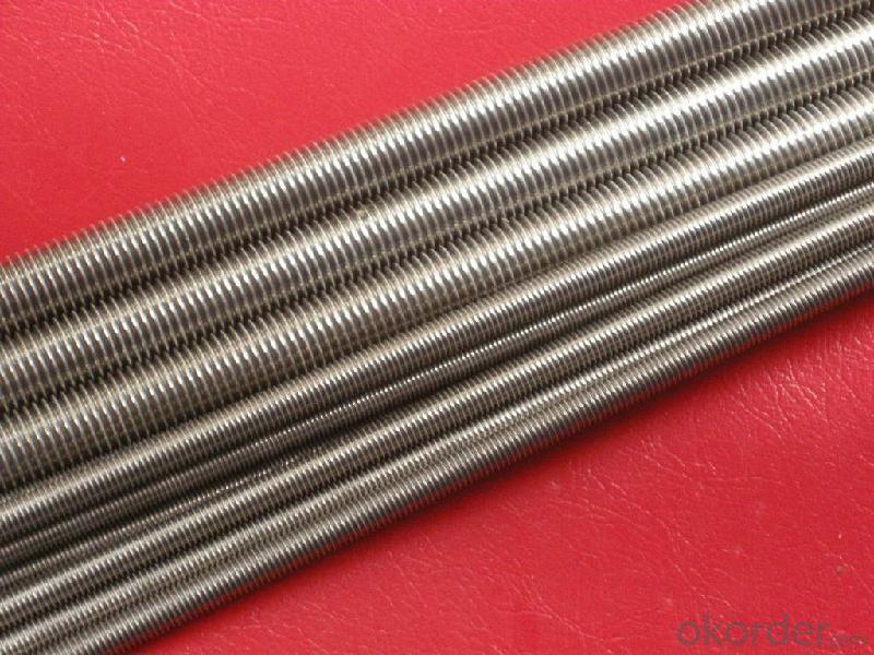 Threaded rod astm a193 grade b7 directly supply