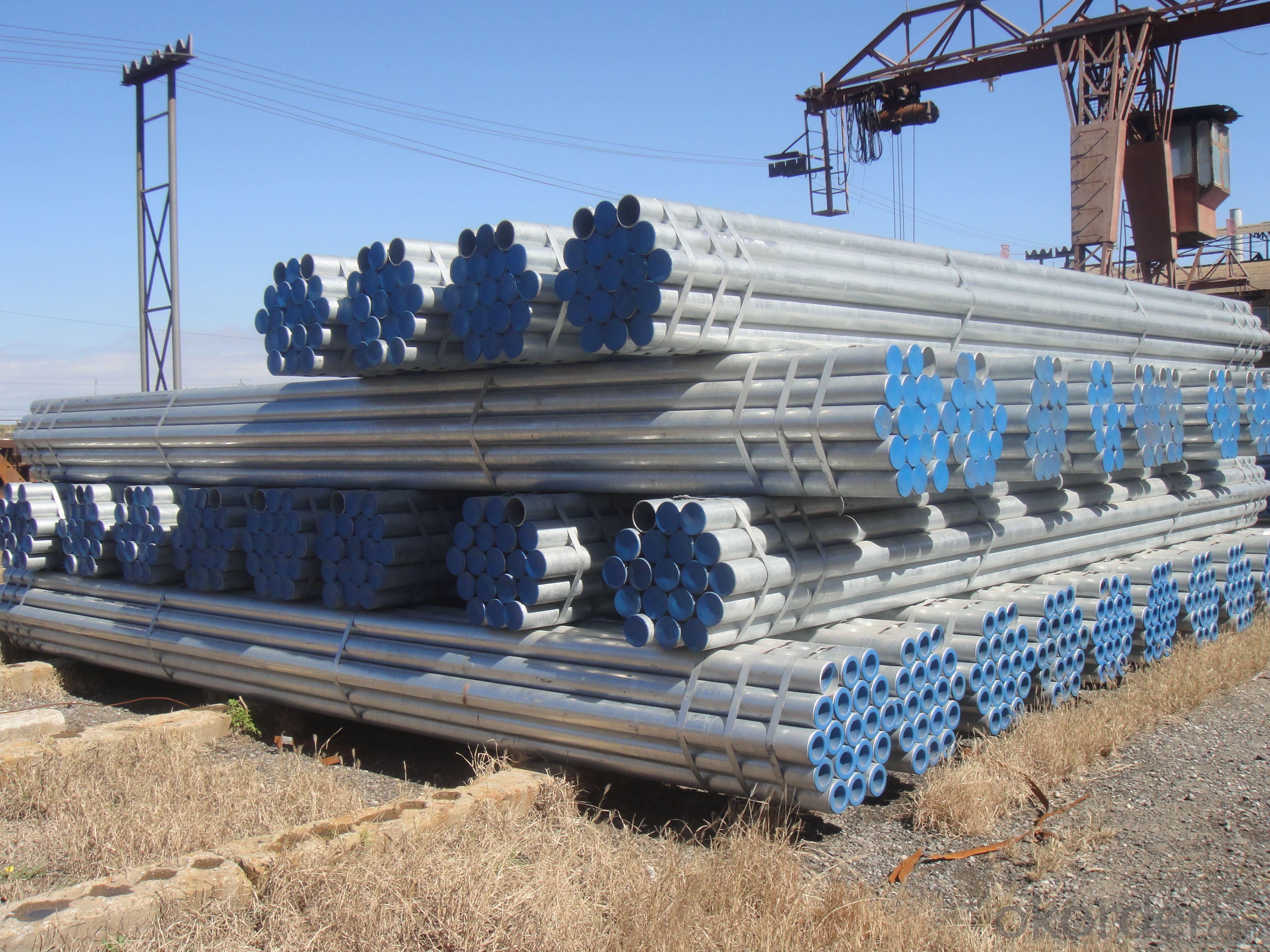 "BON STEEL GALVANIZED PIPE 1-4"" ASTM A53 BEST PRICE"