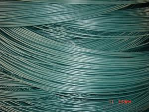 Pvc Coated Wire,Pvc Coated Tie Wire,Pvc Coated Wire
