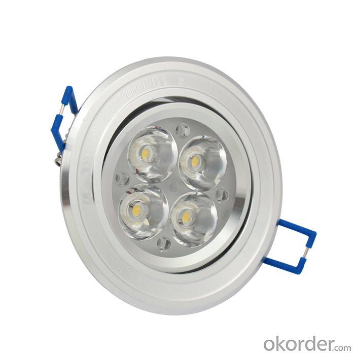 TUV approved 465LM 5W 24pcs SMD3020 GU10 led spot light
