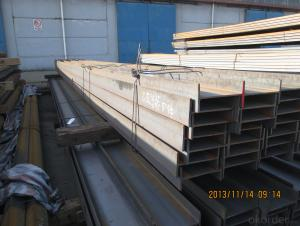 High Quality Hot Rolled Steel Jis Standard H Beam