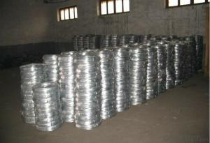 Electric Galvanized Iron wire used construction