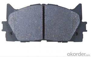 Brake Pads Manufacturer   auto parts  for TOYOTA