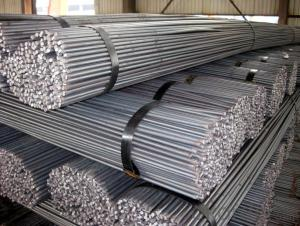 Q235, A36  SS400 Hot Rolled Steel Round Bar