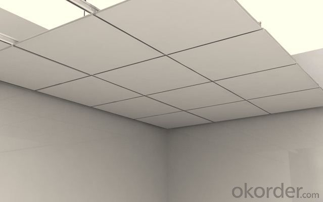 Acoustic Fiberglass Ceiling Concealed Edge Hot Sale