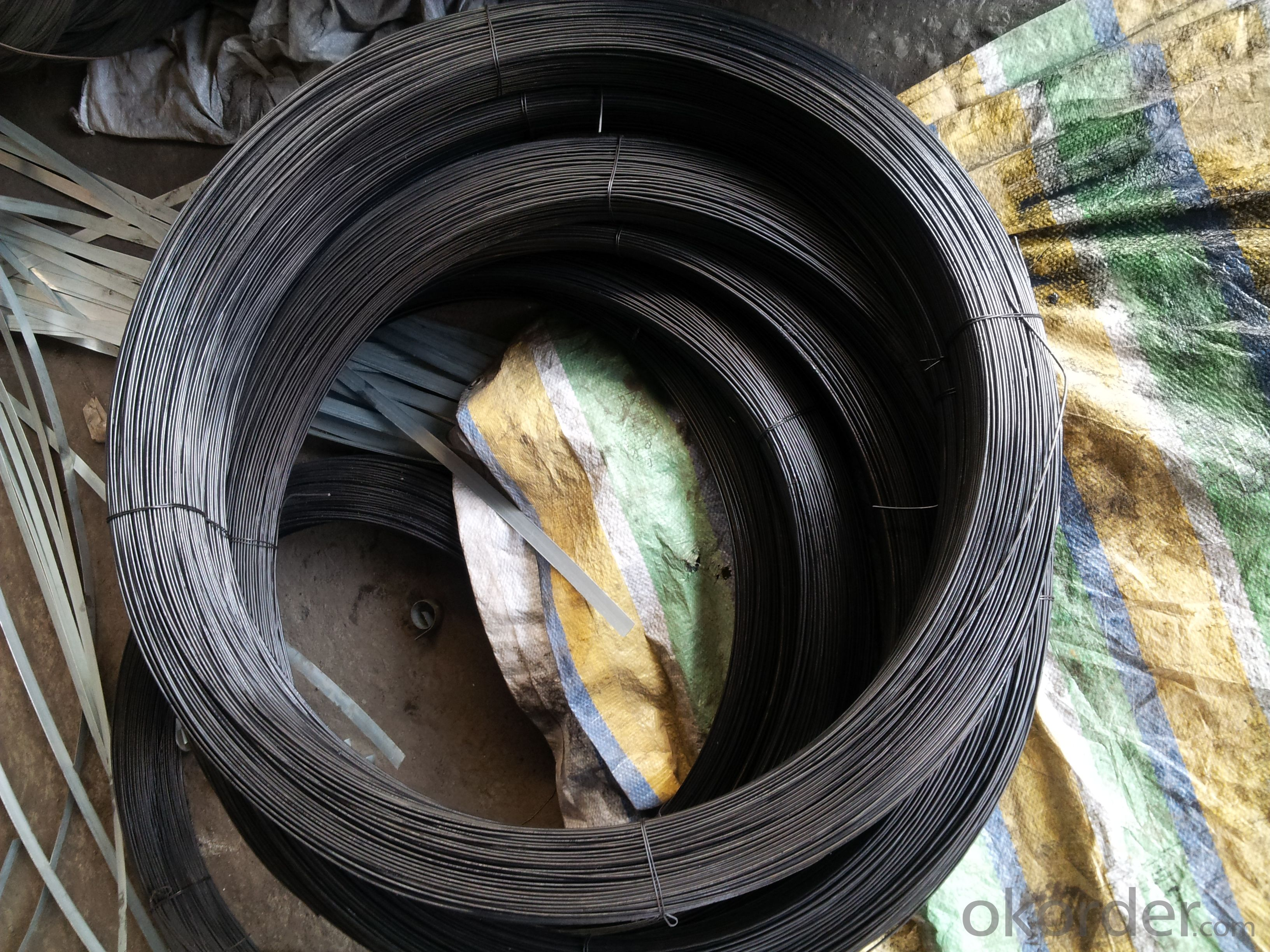 Hot Sale And Best Quality Black Annealed Wire