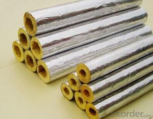 Rock Wool Pipe ro  Insulation Hydroponic Rock Wool