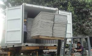 Building construction material fireproof eps sandwich panels for exterior wall