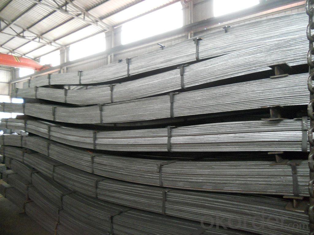 Q235, A36, SS400 Hot Rolled Steel Flats Bar