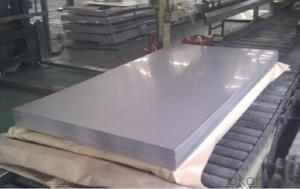 HIGH QUALITY OF COLD ROLLED STEEL SHEET FROM  CHINA