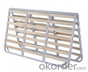 Hot Sale Modern Style Knock Down bed Frame P02