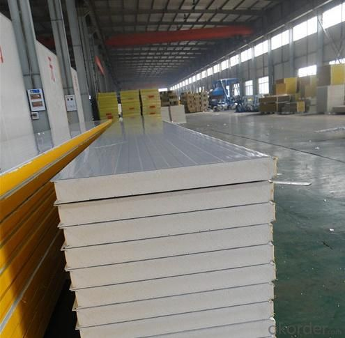 Buy Polyester Sandwich Panel Walk In Freezer Storage Price