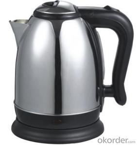 1.8 Litre 220V/50Hz Stainless Steel Electric Kettle