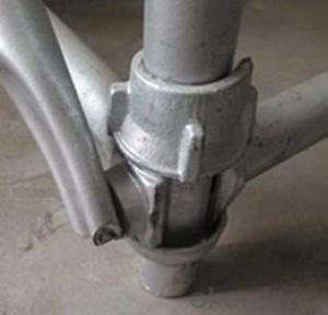 All-round cuplock scaffold system for sale