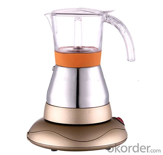 2015 new low wattage electric coffee maker