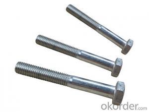 HEX BOLTS DIN933/DIN931/DIN976/ASTM B18.8.1.1