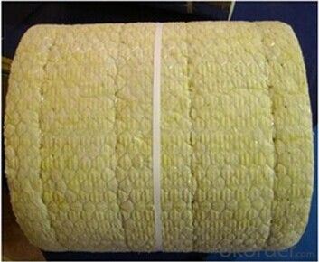 Galvanized Wire  Mesh Rock Wool  Product