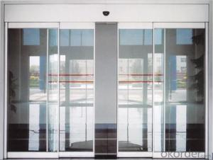 Stainless Steel Sliding Door of Office of Hot Sale