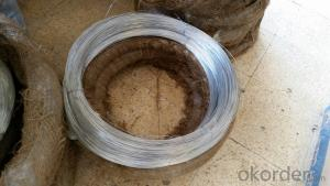 China electric galvanized iron wire for binding
