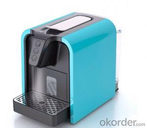 2015 new Lavazza Espresso point capsule coffee machine