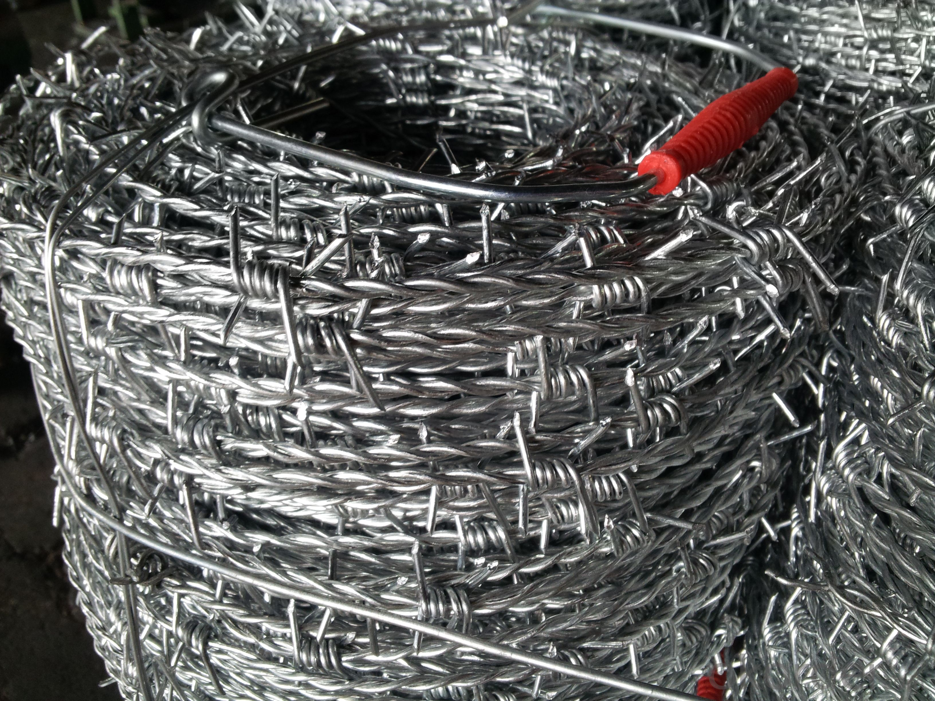 Best Sale Galvanized Razor Barbed Iron  Wire