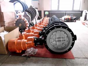Ductile Iron Butterfly Valve Of Good Quality Top on Sale