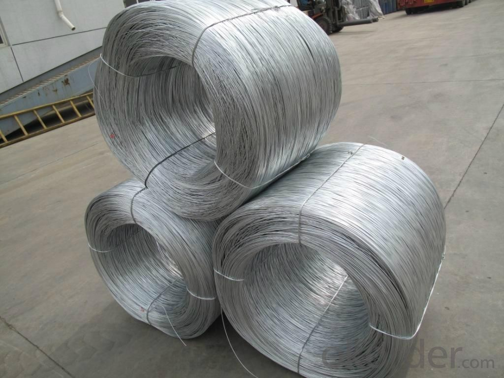 Hot zinc coated wire,electro/electric galvanized iron wire for binding