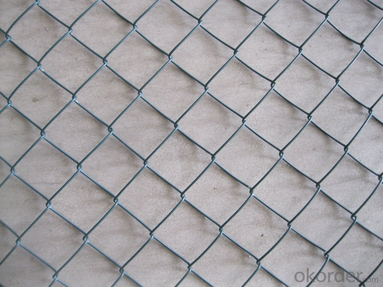Hot Sale Heavily Galvanized Chain Link Fencing