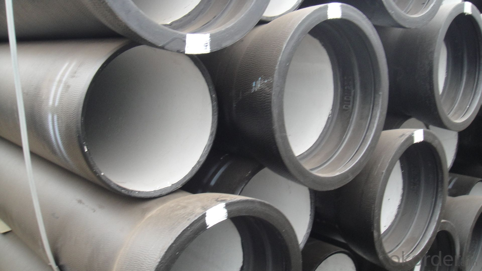 Ductile Iron Pipe K9 On Sale ISO2531/EN545