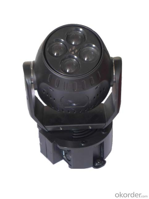 4x15w high power rotation 4 IN 1 MOVING HEAD