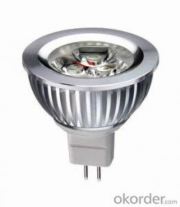 SAA&ERP approved 3years warranty 5w gu10 led spot light