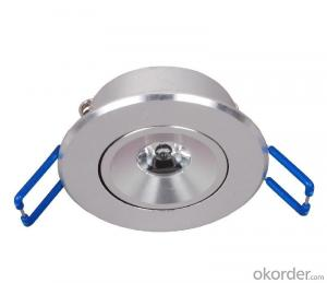 TUV approved 465LM 5W SMD3020 led spot light