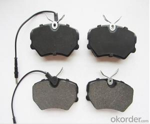 Brake pads OEM auto parts for Car and bus  Volvo
