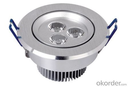 COB LED GU10 8W 640lm 80lm/w Ra>80 Warm White CE RoHS SAA Approved