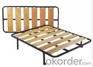 Hot Sale Modern Style Knock Down bed Frame FC04