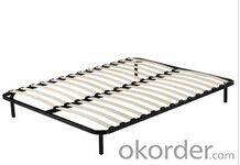 Hot Sale Modern Style Knock Down bed Frame P03