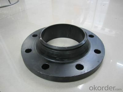 CARBON STEEL PIPE FORGED FLANGES A105 A105N ANSI B16.5