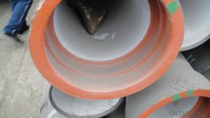 Ductile Iron Pipe For Water Project From China On Sale