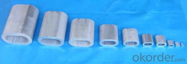 Aluminum Sleeve Hot Sale and High Quality